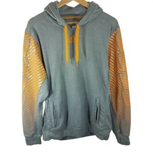 Adidas Large Climawarm Ultimate Hoodie Sweatshirt